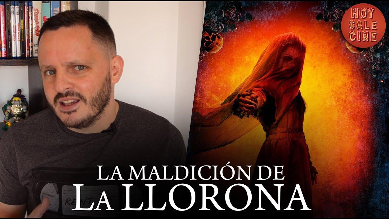 Download LA MALDICIÓN DE LA LLORONA - Crítica de Estreno   #HoySaleCine con Ale Turdó