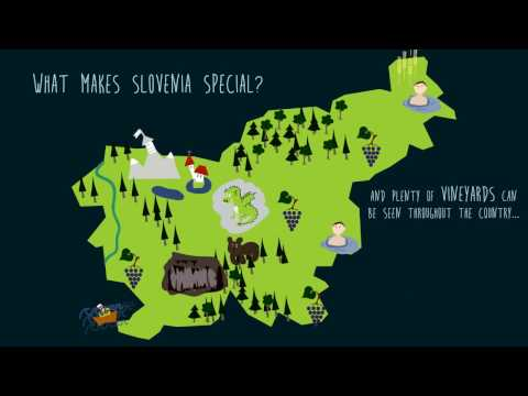 Fun Facts about Slovenia