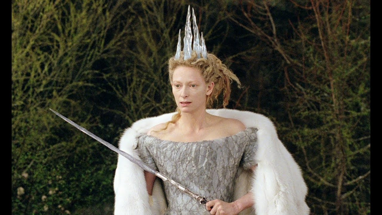 White Witch - All Scenes Powers   The Chronicles of Narnia - YouTube