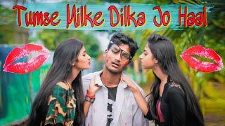 Tumse Milke Dilka Jo Haal | Main Hoon Na | tik tok famous song | Jeet | Besharam Boyz | Viral song