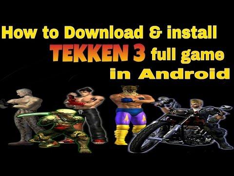 tekken 3 game free download for pc full version windows 7