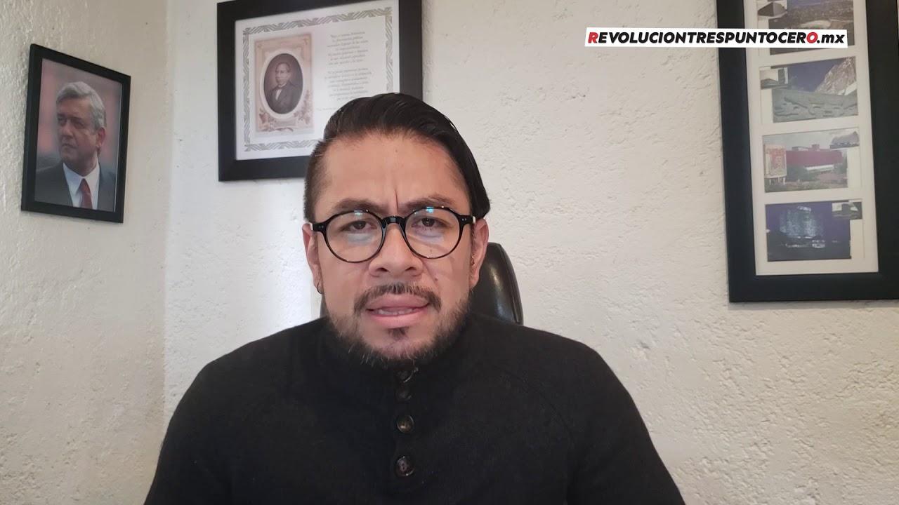"""""""Morena debe enfocarse en la renovación de las dirigencias"""" Daniel Serrano"""