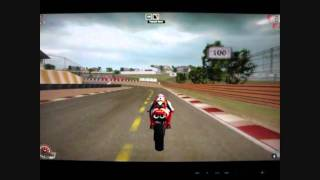 SUPERBIKE 2000 RETRO PC GAMEPLAY VIDEO.