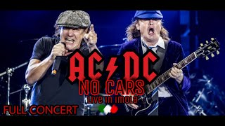AC/DC: No Cars (Live in Imola, July 9th 2015) FULL CONCERT - Rock or Bust World Tour - Multicam Mix