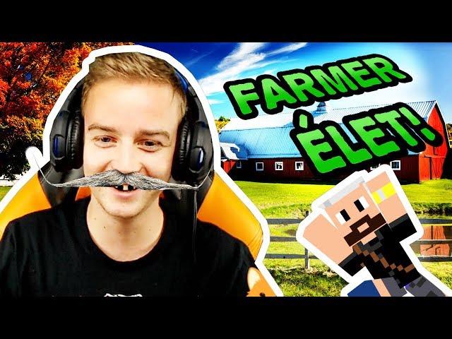 Modos Minecraft - 🌽FARMER ÉLET! #20🌽