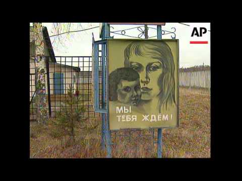 RUSSIA: MORDOVIA: PRISON FOR FOREIGN OFFENDERS