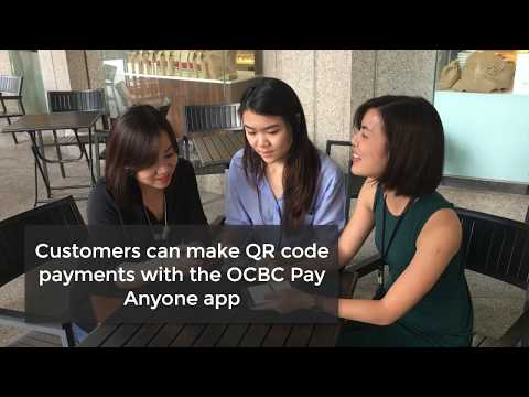 OCBC Bank launches cashless QR code payments with first standalone mobile payments app