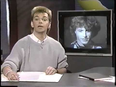 Andy Gibb's death on Much Music