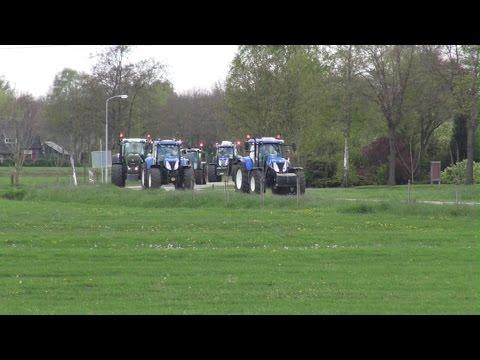Tractor Event: Trekkersterrit Heerde 2017, Netherlands