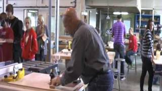 Truckee High School Woodshop Commericial.wmv