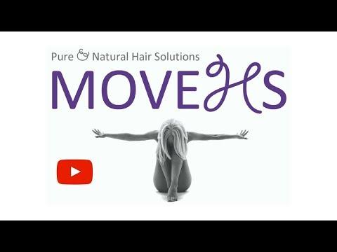 MoveHs Hair Solutions Bedrijfs trailer