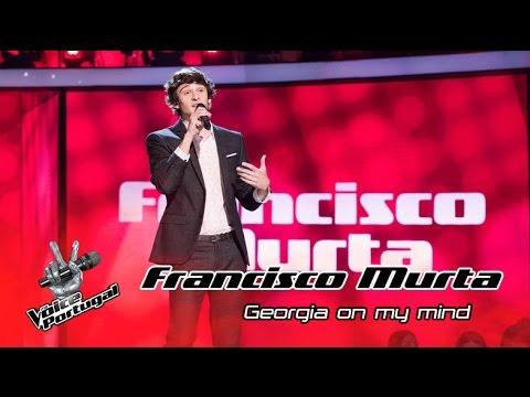 Francisco Murta - Georgia on my mind (Ray Charles) | Gala Final | The Voice Portugal