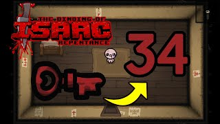 34 - The Biggest Secret of Repentance Explained! [Spoiler!] - The Binding of Isaac: Repentance