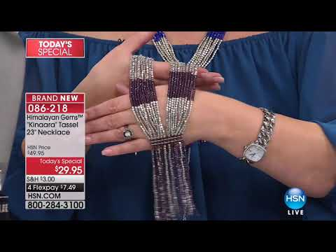 HSN | Designer Gallery: Bali Designs by Robert Manse Jewelry 01.30.2018 - 12 PM