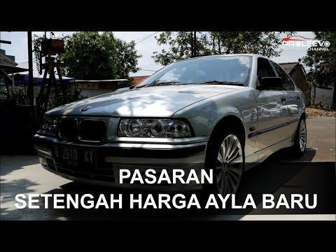 Bmw Paling Irit Bandel 318i E36 M43 Indonesia 1996 Youtube