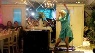 Шоу мыльных пузырей  Нижний Новгород Свадьба
