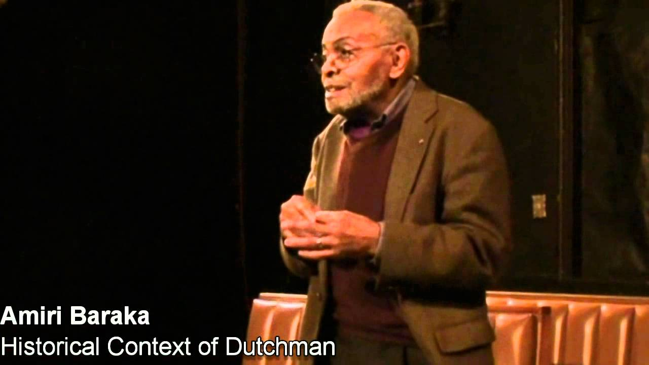 amiri baraka the black arts movement