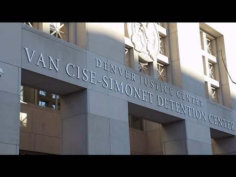 Van Cise-Simonet Detention Center information in Denver, Colorado