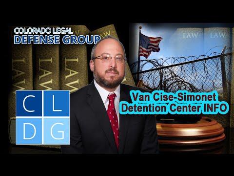 Van Cise-Simonet Detention Center information in Denver, Colorado