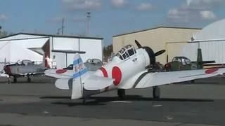 japanese dive bombers nakajima b5n torpedo bomber and p 51 mustang