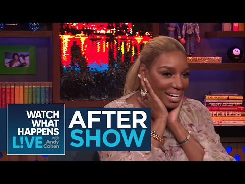 After Show: NeNe Leakes Calls The #RHOA 'Wives Thirsty - #FBF - WWHL