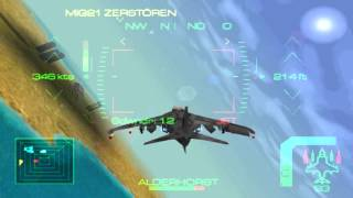 Eagle One: Harrier Attack - Mission 1 - Migs [Deutsch/German]