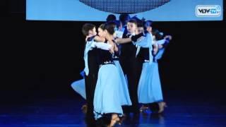 Мозаика - Образцовый ансамбль бального танца 30 лет(22 марта в концертном зале «Витебск» образцовый ансамбль бального танца «Мозаика» представил праздничную..., 2014-03-24T08:27:01.000Z)