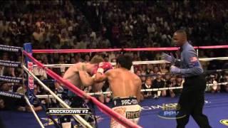 Manny Pacquiao vs Ricky Hatton Full Fight.