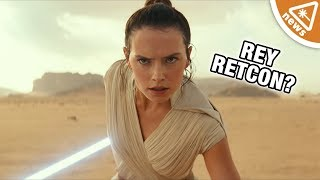 Will Star Wars Episode 9 Retcon Rey's Origins? (Nerdist News w/ Jessica Chobot)