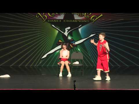 The Cheer - Musical Theatre Duet, Bedazzled 2015