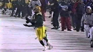 Made From Canada Grey Cup Moments - 1996 Snow Bowl | Molson Canadian