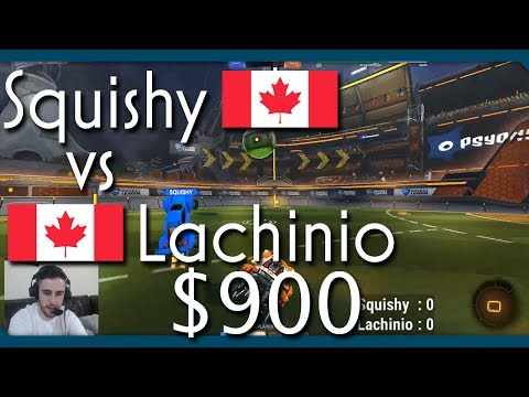 Quarter Final | Squishy vs Lachinio | NA 1v1 Invitational