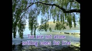 You Are Not Alone (Karaoke) - Style of Modern Talking