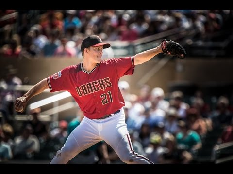 Zack Greinke || SHUTOUT || 2015 Arizona Diamondbacks Highlights