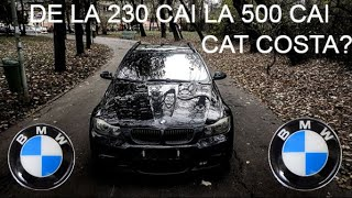 DE LA 230 CAI LA 500 |  CAT COSTA? | DRIFT-URI PRIN BUCURESTI