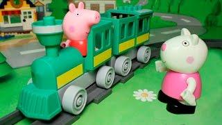 Свинка Пеппа на русском - Лучшие приключения Мультики для детей Peppa Pig HD Мультфильмы