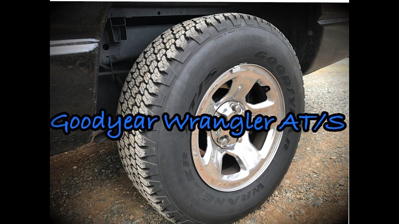 Goodyear Wrangler AT/S - YouTube