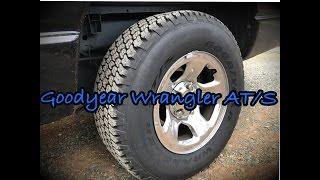 видео Goodyear Wrangler AT/SA