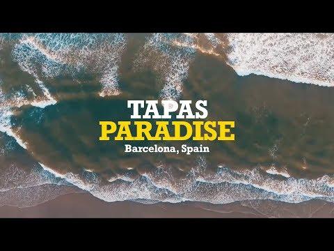 Испания, Барселона, тапас, пинчос, перчики падрон, конкурс от Ширвиндта