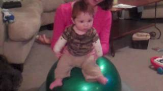 Draytens therapy ball- Arthrogryposis