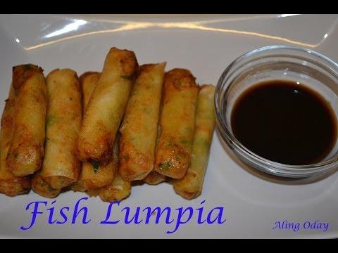 Fish Lumpia
