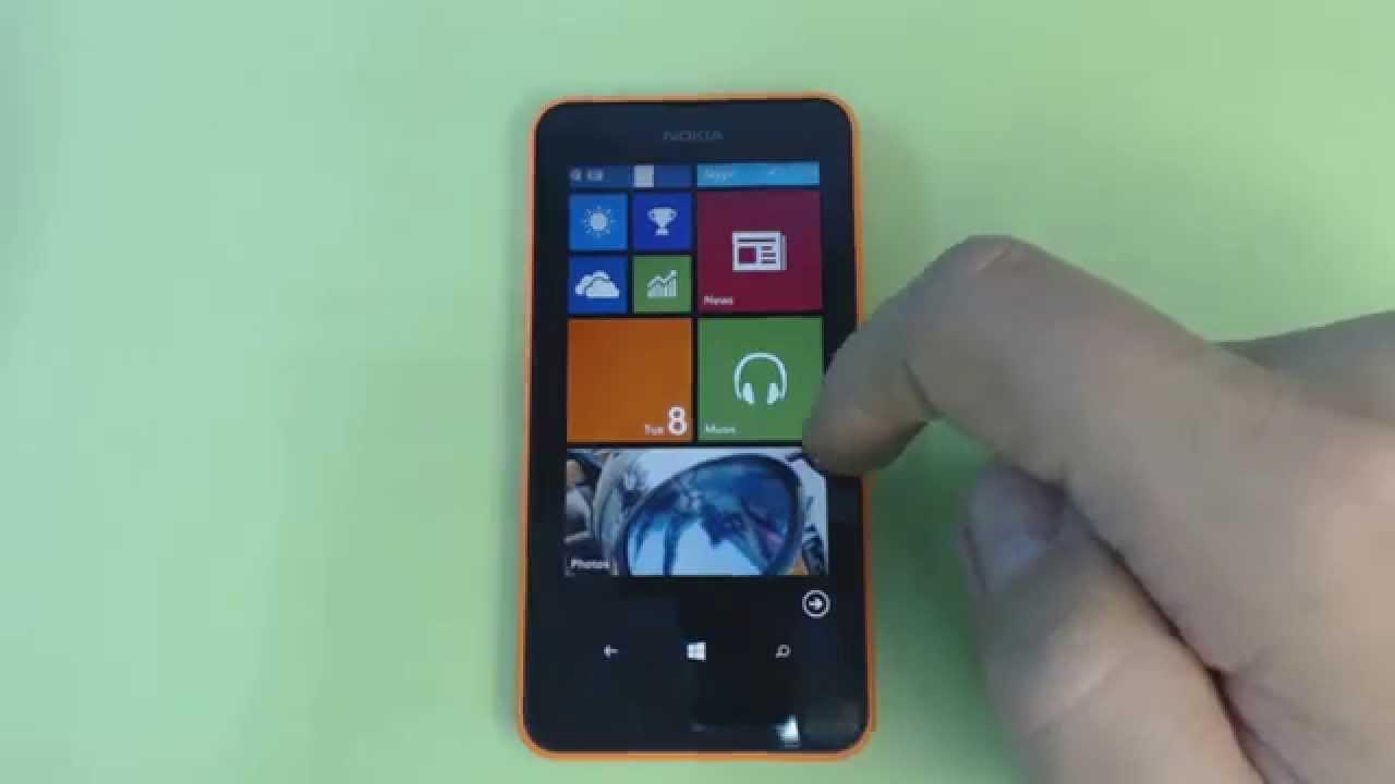 Como hackear un celular nokia lumia 635
