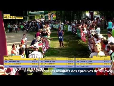 Villevêque Triathlon M