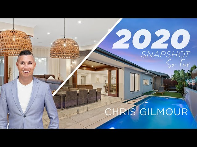 CHRIS GILMOUR 2020 Snapshot (so far) • half-yearly update