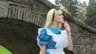 (Alice in Wonderland) Singing Princess Superhero Character Parties Sonoma Marin Napa County