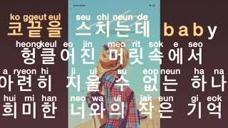 [KARAOKE] Taeyeon - Night