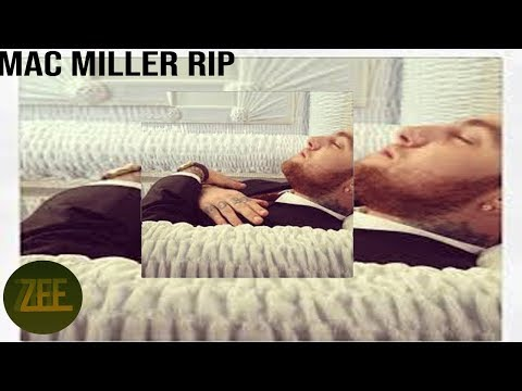 MAC MILLER PREDICTED HIS OWN DEATH?