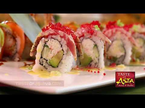 Taste of Asia Happy Hour 30