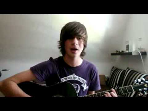 Nils - Kiss And Tell (You Me At Six Acoustic Cover)