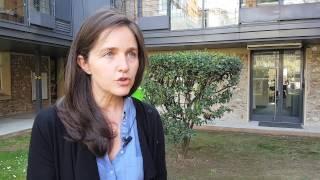 Catherine Lemonnier,  directrice des établissements du Passage et de la Garenne